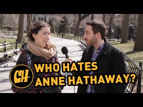 Why Do People Hate Anne Hathaway?