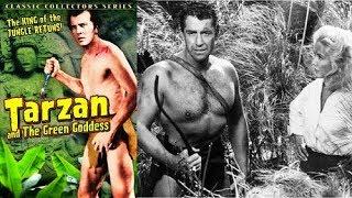 Tarzan and the Green Goddess - ACTION ADVENTURE MOVIE