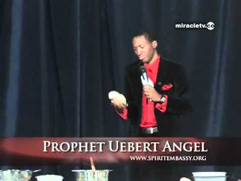 Prophet Uebert Angel - Spirit Embasyy - In The Bakers Hands
