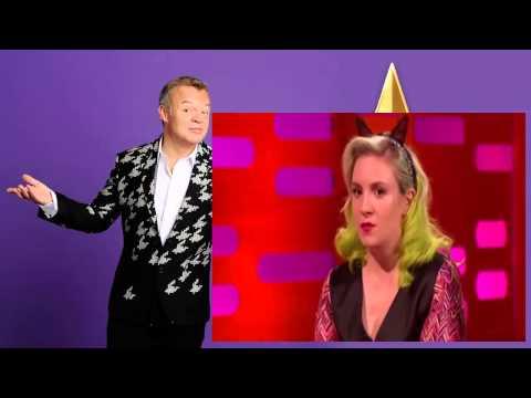 The Graham Norton Show - Matthew McConaughey, Anne Hathaway, Lena Dunham, Micky Flanagan, Sia