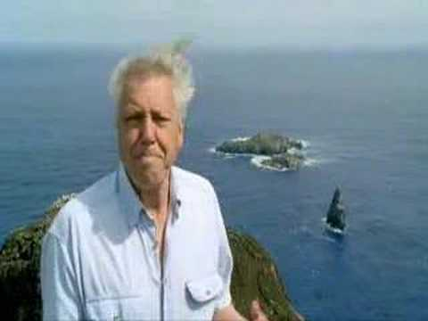 Attenborough Explains Easter Island