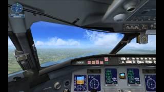 Microsoft Flight Simulator X: Steam Edition - A Landing!