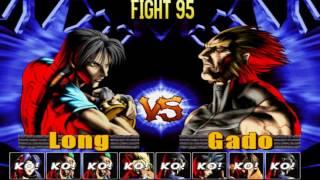 [TAS] Bloody Roar 2 Long Survival play 90~Final