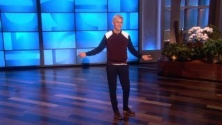 Ellen is Ready for iPhone 5!