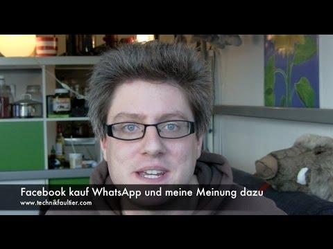 Facebook kauft WhatsApp und meine Meinung dazu