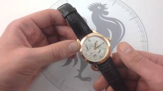 Jaeger-LeCoultre Master Eight Days Luxury Watch Review