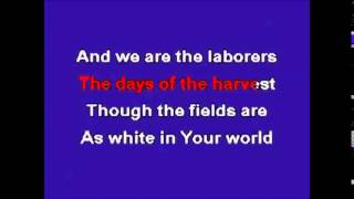 Days Of Elijah Karaoke Instrumental Backing Track In G