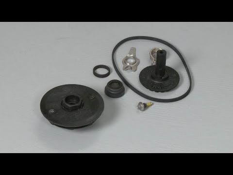 Dishwasher Impeller Amp Seal Kit Installation Dishwasher