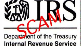 IRS Prank Scam Call - Tax Auditor versus Scammer