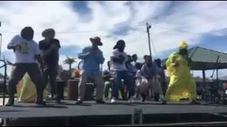 Kumbuka African Dance and Drum Collective at 2017 YACS Fest
