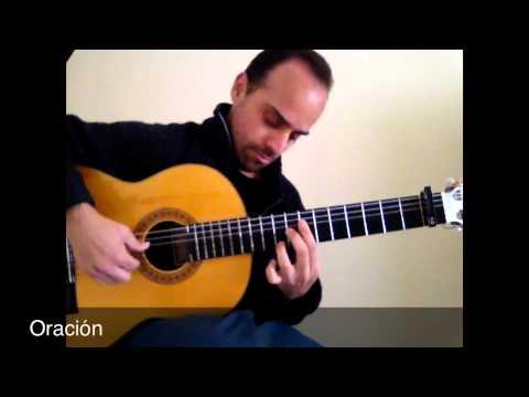 Oración (Manolo Sanlúcar) por Gonzalizzari