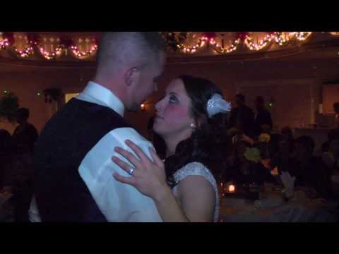 Laney & Logan's Wedding - First Dance - i Adore You Miley Cyrus video