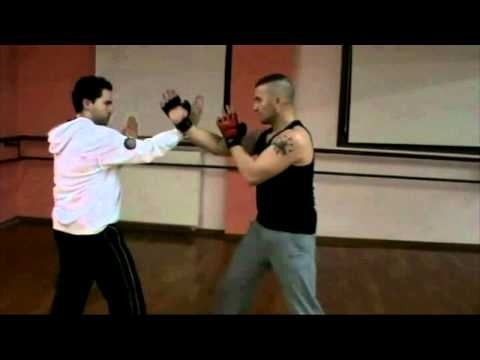 Wing Chun street fighting tactics GREECE Image 1