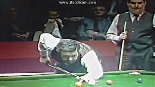 Snooker - Unusual and Bad BreakOffs