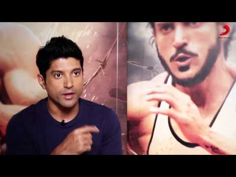 Farhan Akhtar Interview –  Bhaag Milkha Bhaag Part 3