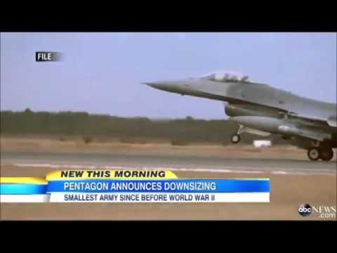 Pentagon Ready to Cut Army to Pre-World War II Level