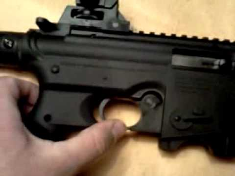 Mossberg Tactical 22lr flat top Unboxing