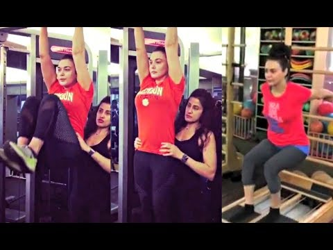 Preity Zinta Hot Workout 2018 thumbnail