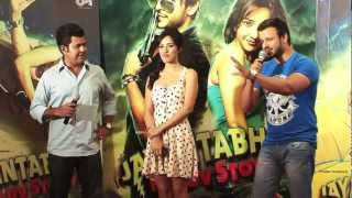 Jayanta Bhai Ki Luv Story - Jayantabhai Ki Luv Story - Press Conference - First Look Unveiled