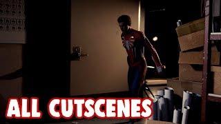 Spider-Man PS4 Full Movie (All Cutscenes) HD