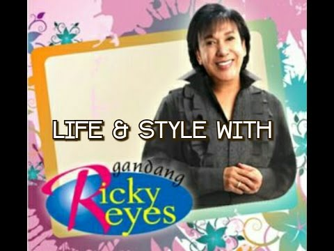 Life and Style With Ricky Reyes (GMA NEWS TV)