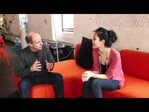 Steve Brookstein and What's This Food? — blip on blip #47