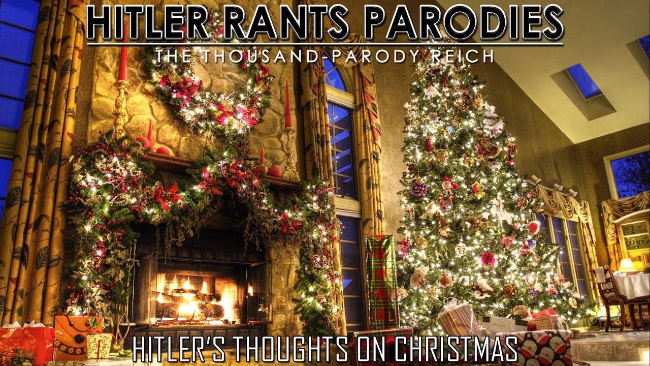 Hitler's thoughts on Christmas