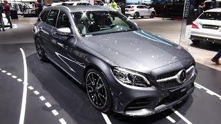 2019 Mercedes-Benz C 220d T-Modell - Exterior and Interior - Geneva Motor Show 2018