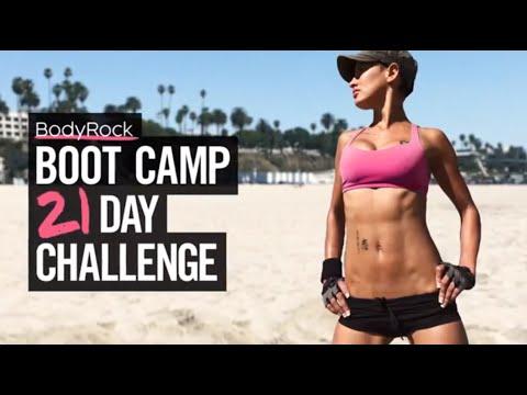 BodyRock Bootcamp I Workout 15 Bonus FREE !!