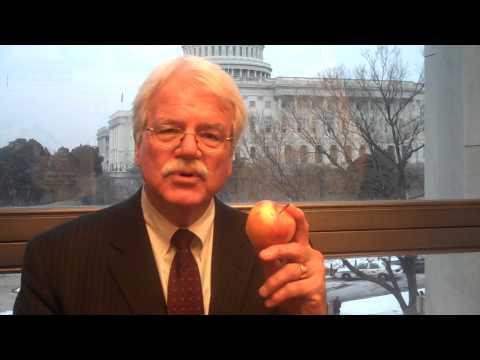 George Miller Talks Child Nutrition
