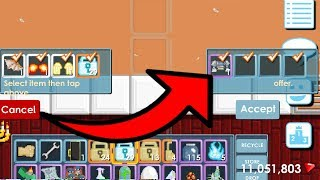 Growtopia - This *SCAM* makes you *POOR*! DANGER!