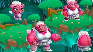 Monster Legends - Dusty Fear (Nivel 1 al 90) + Combate