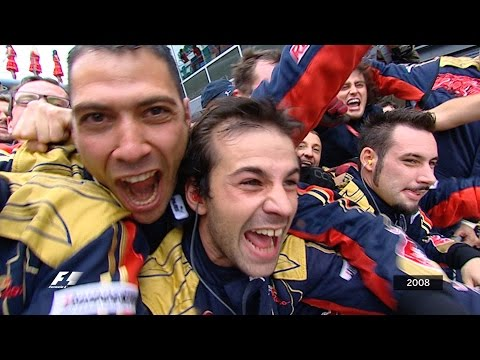 Your Favourite Italian Grand Prix - 2008 Vettel's Victory