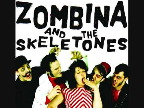 Zombina And The Skeletones - Bubblegum Machine