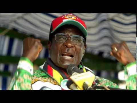 Mugabe appointed African Union chairman