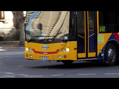 Adelaide Metro's Future possibilities with M2M technology