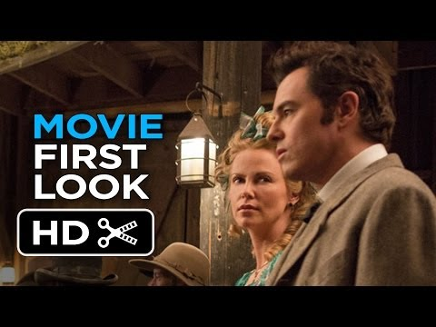 A Million Ways to Die in the West - Movie First Look (2014) - Seth MacFarlane Movie HD