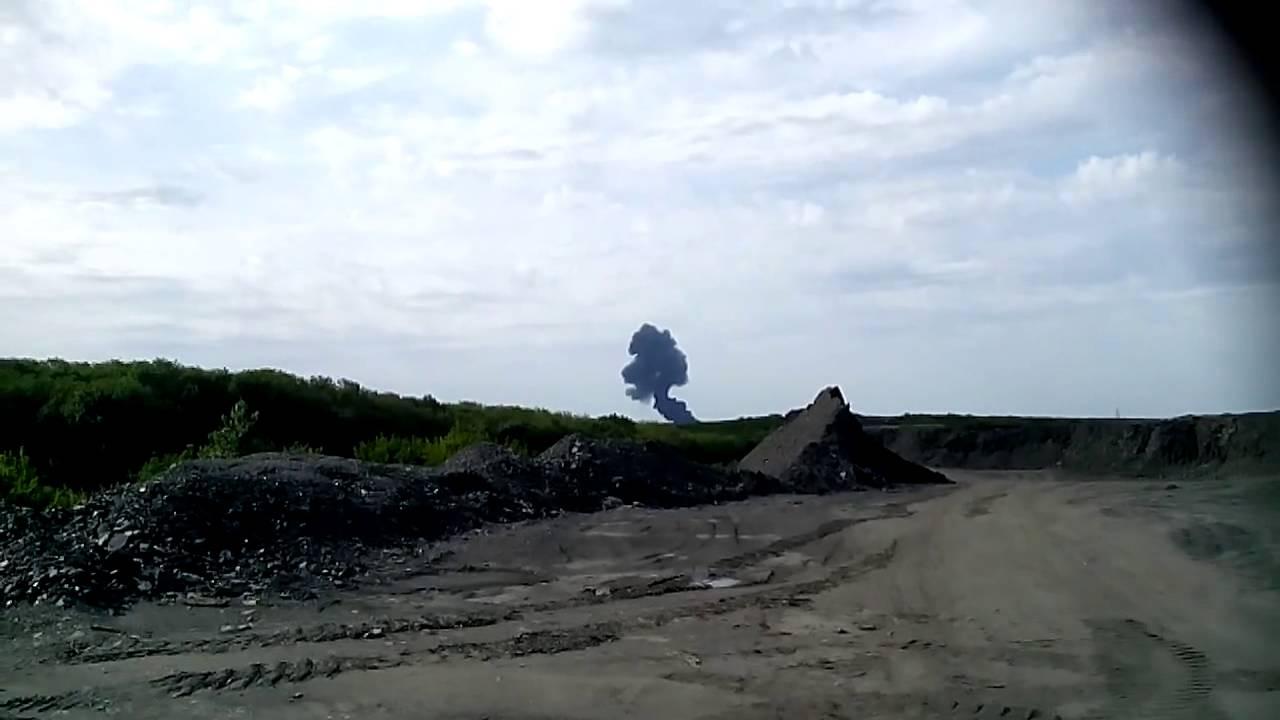Страшные катастрофы: крушение самолетов ВИДЕО