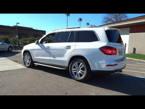 2017 Mercedes-Benz GLS Pleasanton, Walnut Creek, Fremont, San Jose, Livermore, CA 17-1363