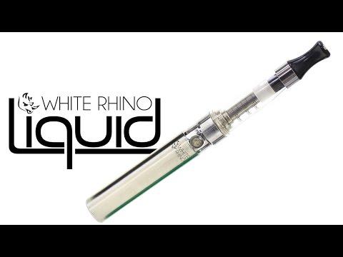White Rhino Liquid Electronic cigarette