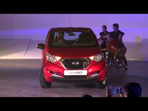 Datsun Redi-Go Launch Event Video
