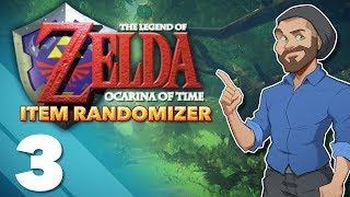 Ocarina of Time CHALLENGE RUN - #3 - The Sword - PlayFrame