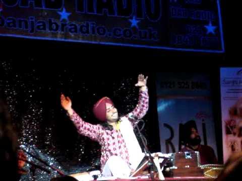 Satinder Sartaj - Nikki Jehi Kudi - Tower Ballroom Birmingham...