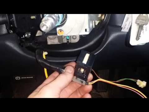 02 Chevrolet Avalanche Ignition Case Replacement Procedure - Passlock Fix