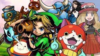 Top 25 Nintendo 3DS Games (Spring 2016)