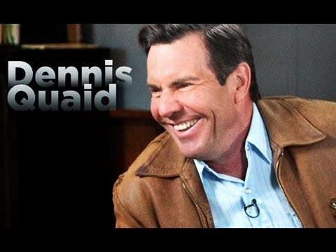 Dennis Quaid Interview | Larry King Now | Ora TV