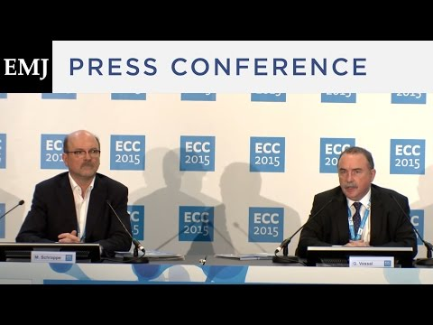 ECC 2015: Launch of the European Society for Paediatric Oncology (SIOPE) strategic plan