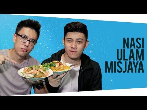 PENULUSURAN JWESTBROS MENCARI NASI ULAM MISJAYA DI BARAT JAKARTA   FOOD UNDERCOVER #4