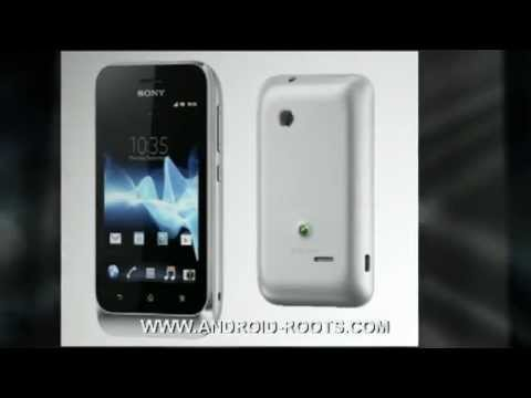 How to root Sony Xperia Tipo - Easy rooting Sony Xperia Tipo