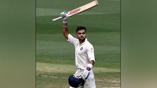 India vs West Indies: Virat Kohli hits 12th test century, completes 3,000 runs  वनइंडिया हिन्दी